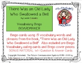 There Was an Old Lady Who Swallowed a Bell - BOARDMAKER Bi