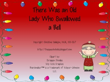 There Was an Old Lady Who Swallowed a Bell Book Companion