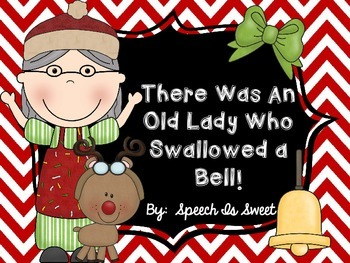 There Was an Old Lady Who Swallowed a Bell: Book Companion