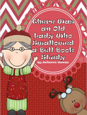 There Was an Old Lady Who Swallowed a Bell  Book Study and Craftivity
