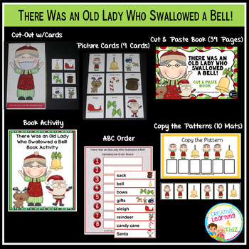 There Was an Old Lady Who Swallowed a Bell! Bundle