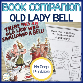 Speech Language and Literacy There Was an Old Lady Who Swallowed a Bell