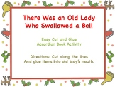 There Was an Old Lady Who Swallowed a Bell Sequencing craf