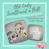 There Was an Old Lady Who Swallowed a Bell - RETELL
