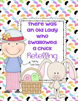 There Was an Old Lady Who Swallowed a Chick FREEBIE!