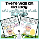 There Was an Old Lady Who Swallowed a Chick BUNDLE