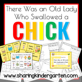 There Was an Old Lady Who Swallowed a Chick Literacy