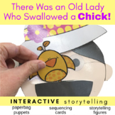There Was an Old Lady Who Swallowed a Chick Activities