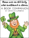There Was an Old Lady Who Swallowed a Clover {Book Companion}
