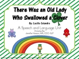 There Was an Old Lady Who Swallowed a Clover Companion Pack with Icons