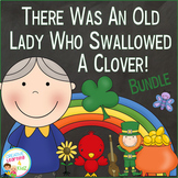 There Was an Old Lady Who Swallowed a Clover! Set