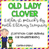 """""""There Was an Old Lady Who Swallowed a Clover"""" & Other St. Patty's Day Treasures"""