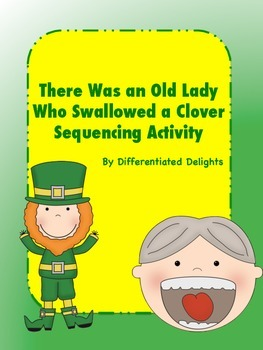 There Was an Old Lady Who Swallowed a Clover Sequencing