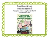 There Was an Old Lady Who Swallowed a Clover Visualize & Summarize Craftivity