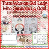 There Was an Old Lady Who Swallowed a Cow! {Retelling & Wr