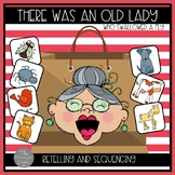 There Was an Old Lady Who Swallowed a Fly Retelling and Se