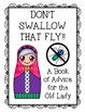 There Was an Old Lady Who Swallowed a Fly - Stick Puppets & Class Book