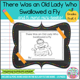 There Was an Old Lady Who Swallowed a Fly and 15 More Old Lady Mini-Books