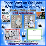 There Was an Old Lady Who Swallowed a Fly! {Retelling & Wr
