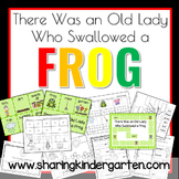 There Was an Old Lady Who Swallowed a Frog