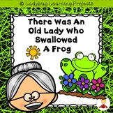 There Was an Old Lady Who Swallowed a Frog {Ladybug Learni