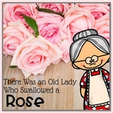 There Was an Old Lady Who Swallowed a Rose Book Companion