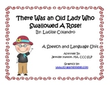 There Was an Old Lady Who Swallowed a Rose Companion Pack