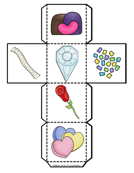 There Was an Old Lady Who Swallowed a Rose Graphing