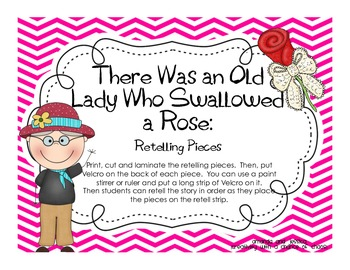 There Was an Old Lady Who Swallowed a Rose: Retelling Pieces