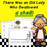 There Was an Old Lady Who Swallowed a Shell Book Companion
