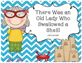 There Was an Old Lady Who Swallowed a Shell! FREEBIE