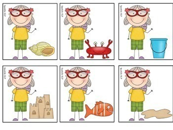 There Was an Old Lady Who Swallowed a Shell:  Language and Literacy