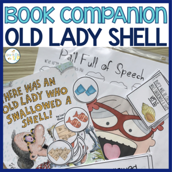 There Was an Old Lady Who Swallowed a Shell Language Book