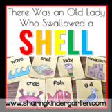 There Was an Old Lady Who Swallowed a Shell Literacy
