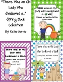 There Was an Old Lady Who Swallowed a... Spring Book Collection