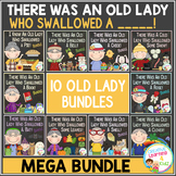 There Was an Old Lady Who Swallowed a ___! Mega Bundle