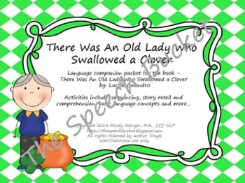 There Was an Old Lady Who Swallowed - [[SPRING/SUMMER BUNDLE]] Language Packs
