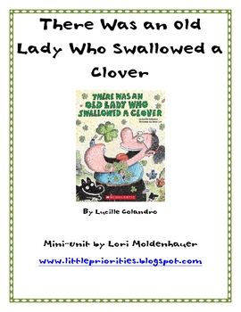 There Was an Old Lady that Swallowed a Clover Mini-unit