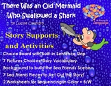 There Was an Old Mermaid Who Swallowed a Shark, Autism Supports, Speech/Language