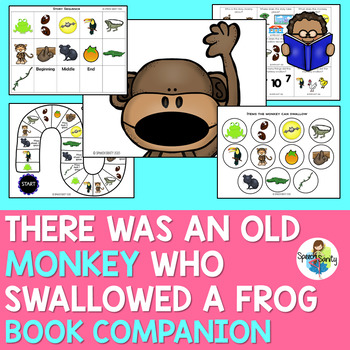 There Was an Old Monkey Who Swallowed a Frog: Book Companion