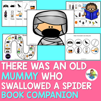 There Was an Old Mummy Who Swallowed a Spider: Book Companion