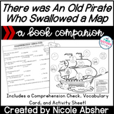 There Was an Old Pirate Who Swallowed a Map: BOOK COMPANION for Speech Therapy