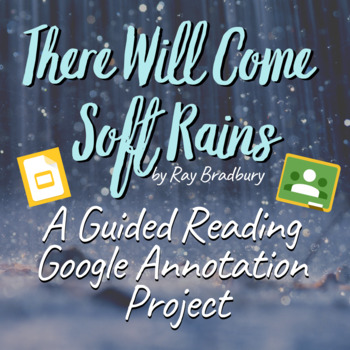 There Will Come Soft Rains Google Slides Annotation Project - Ray Bradbury
