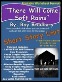 There Will Come Soft Rains- Short Story Unit