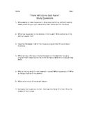 There Will Come Soft Rains Study Guide Questions