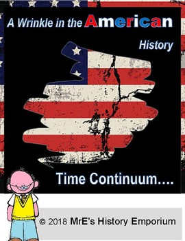 There is A Wrinkle in American History Time Continuum….