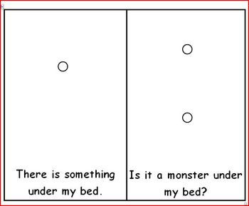 Interactive Book: There is Something Under my Bed!