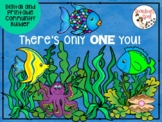 Building Classroom Community-There's Only ONE You!
