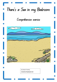 There's a Sea in my Bedroom by Margaret Wild Comprehension
