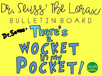 photograph regarding Wocket in My Pocket Printable named Theres A Wocket In just My Pocket Printable Pocket Worksheets